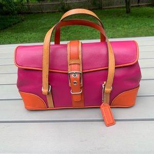 Limited Edition Coach Hampton Bag G3S-7547